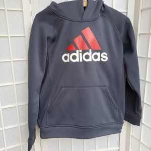 NWOT! Boys Adidas Pullover Hoodie Size - M 10-12 (T5)